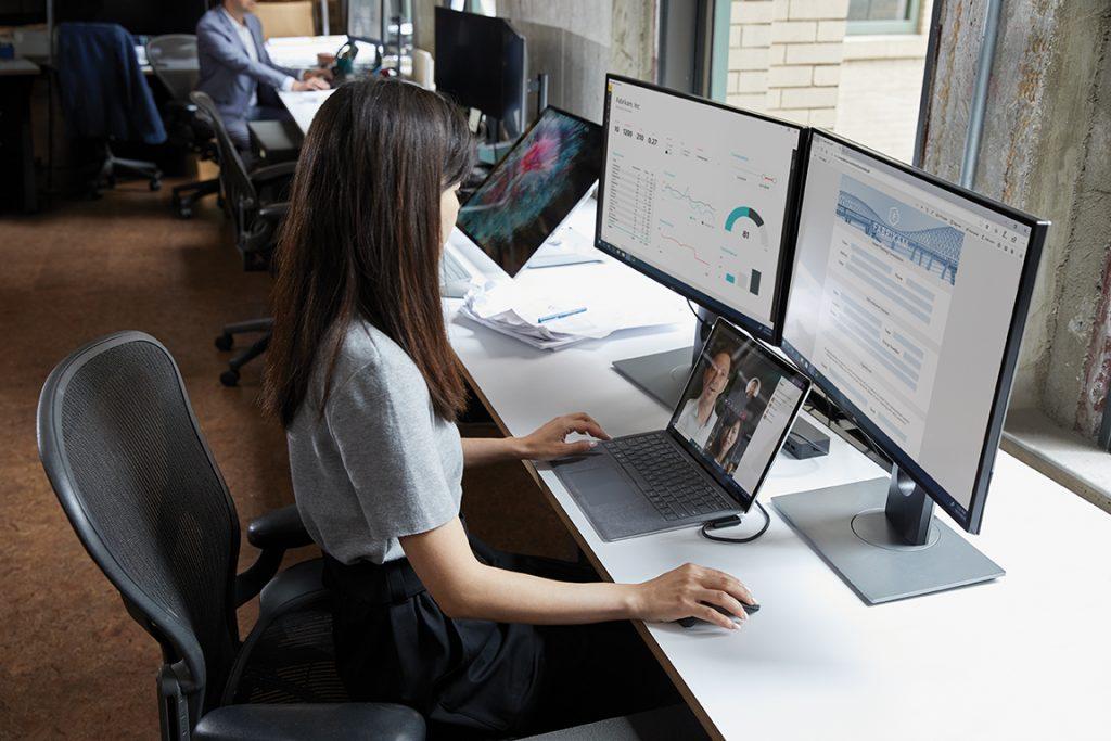 DXC Technology Microsoft partnership