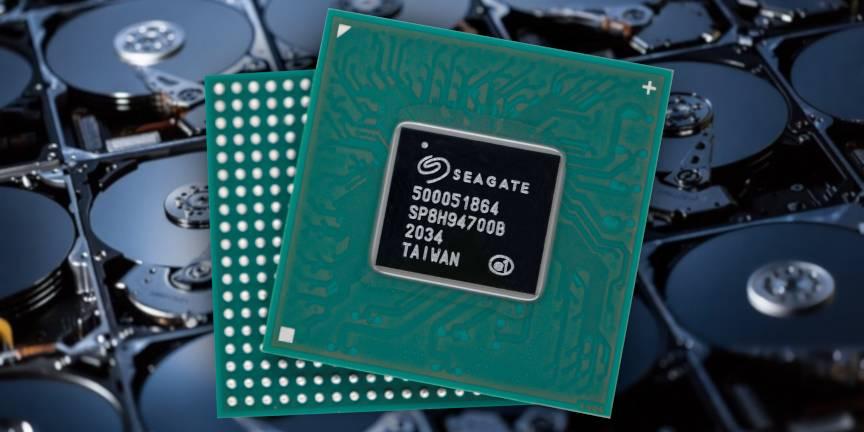 Seagate sviluppa un processore basato su RISC-V per HDD più veloci e sicuri thumbnail