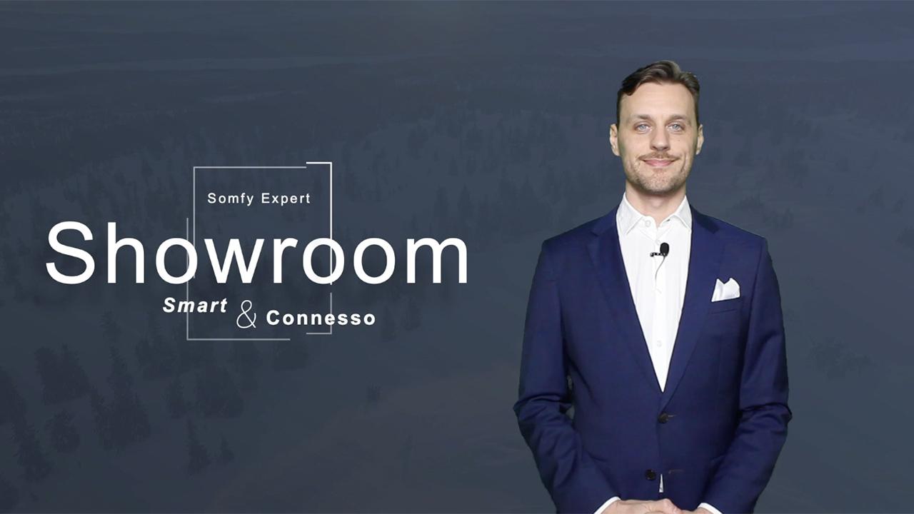 Smart & Connesso, il live show virtuale dedicato agli installatori specializzati Somfy thumbnail