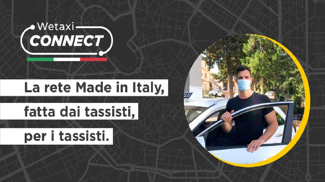 Wetaxi lancia la rete Connect a Milano thumbnail