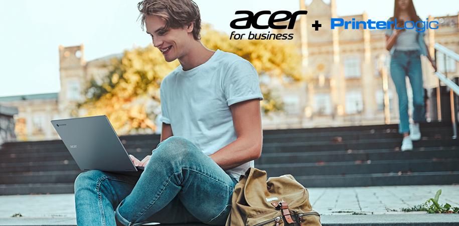 Acer e PrinterLogic, la partnership per gli orfani di Google Cloud Print thumbnail