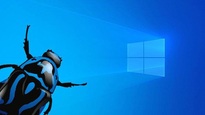 Windows 10, scoperto nuovo bug che può danneggiare dischi formattati NTFS thumbnail