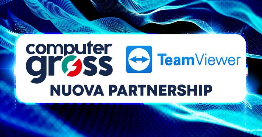 Computer Gross rende TeamViewer disponibile ai propri VAR e system integrator thumbnail