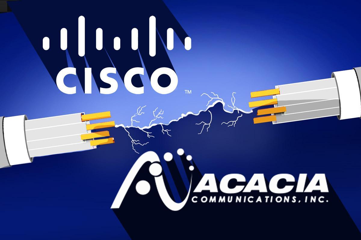 Cisco aumenta l'offerta di 1,9 miliardi di dollari per acquisire Acacia thumbnail