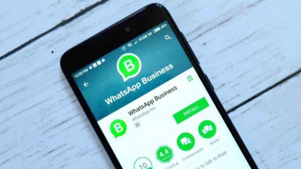 Whatsapp Business applicazione