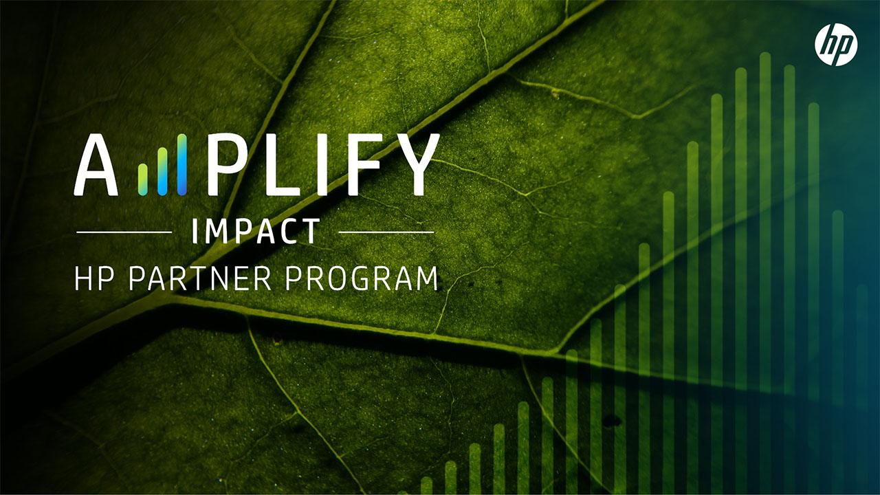 Amplify Impact, il nuovo programma di HP dedicato ai partner thumbnail