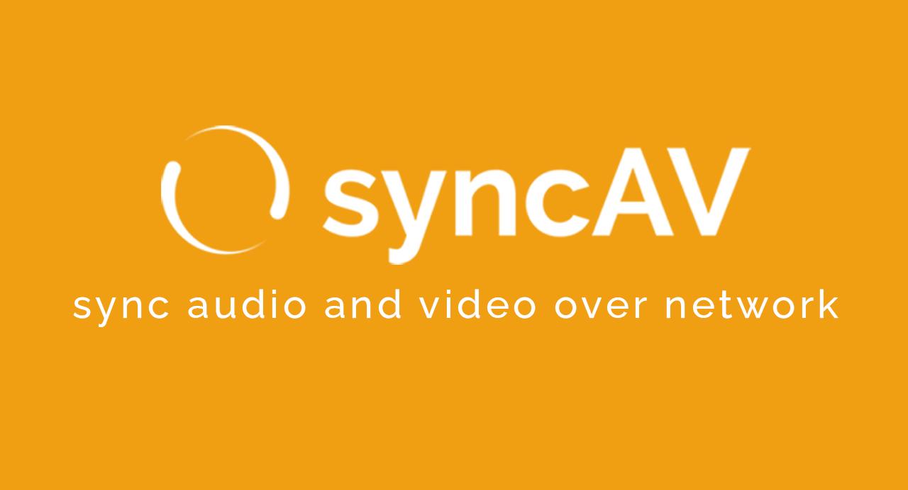 La sincronizzazione audio-video semplice e multipiattaforma di syncAV thumbnail