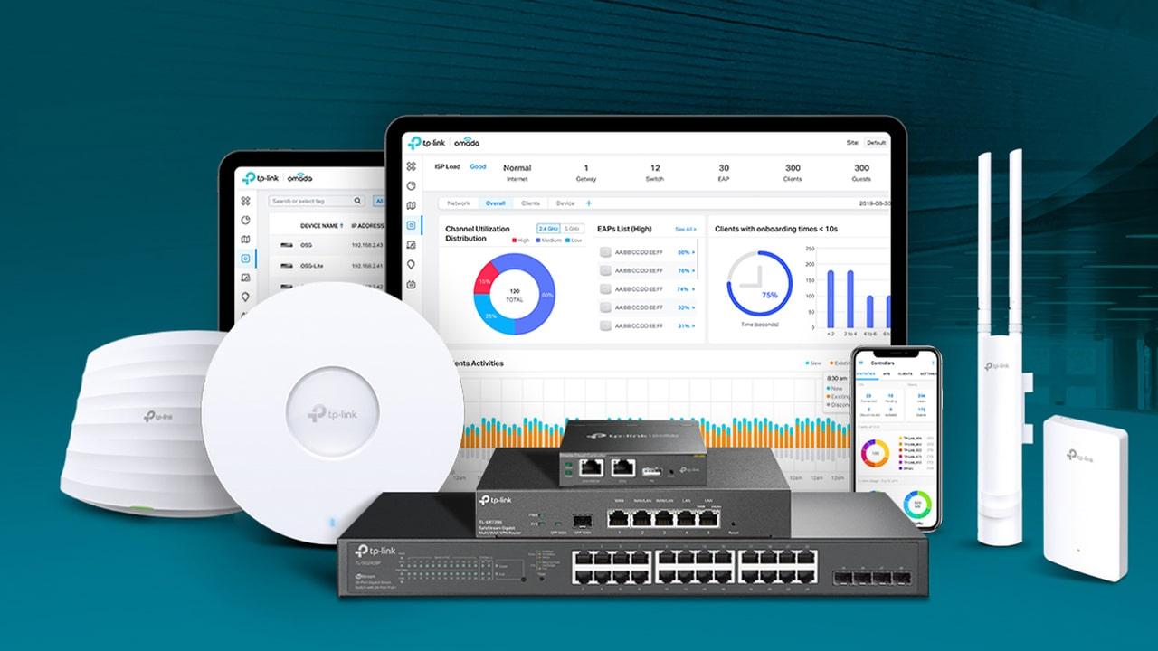 TP-Link Omada SDN: connessione professionale che fa la differenza thumbnail