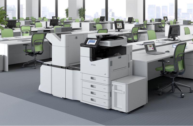 Epson, con le soluzioni MyQ semplifica la gestione delle stampanti anche di altri vendor thumbnail