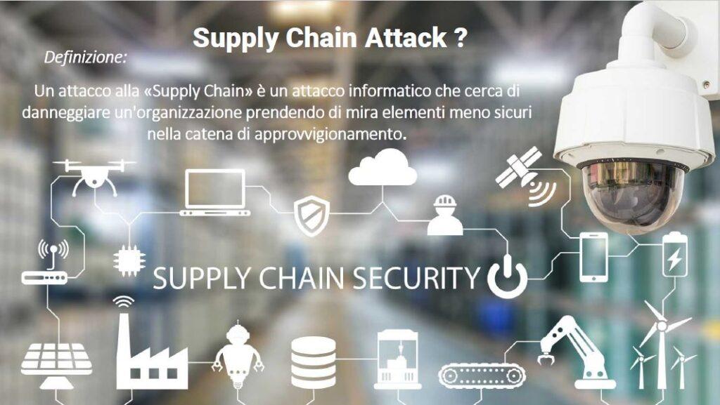 attacchi alla supply chain cosa sono