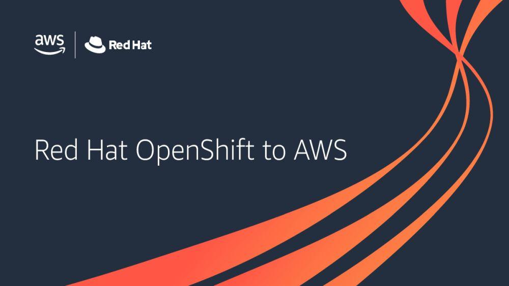 Red Hat OpenShift Service è ora disponibile sul cloud AWS thumbnail