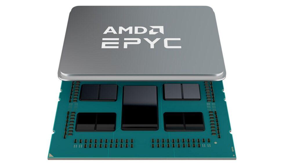 Google Cloud N2D AMD