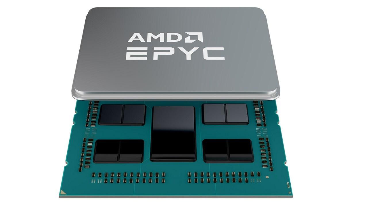 AMD presenta il processore più performante al mondo: EPYC serie 7003 thumbnail