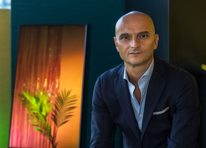 Samsung Italia nomina Bruno Marnati nuovo Vice President Audio Video thumbnail