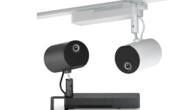 Epson LightScene EV-110 videoproiettore per il digital signage