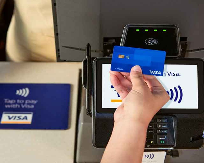 Where You Shop Matters Visa