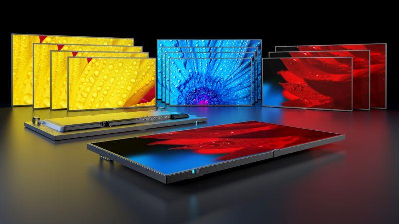 Arriva NEC MESSAGE, la nuova generazione di display di grande formato thumbnail