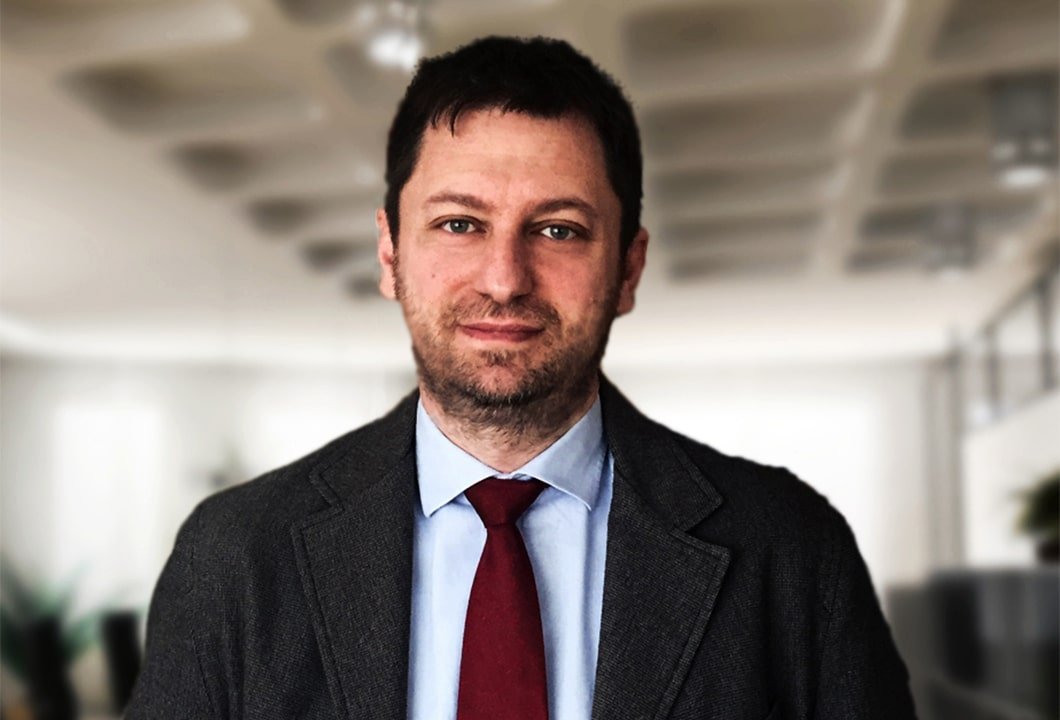 Luca Rodolfi, Business Development Manager Artificial Intelligence & Analytics di SB Italia