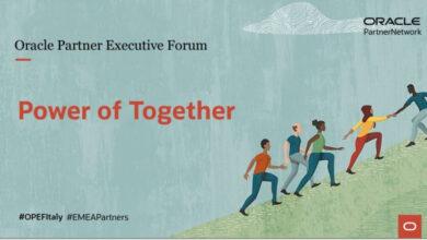 Oracle Partner Executive Forum 2021