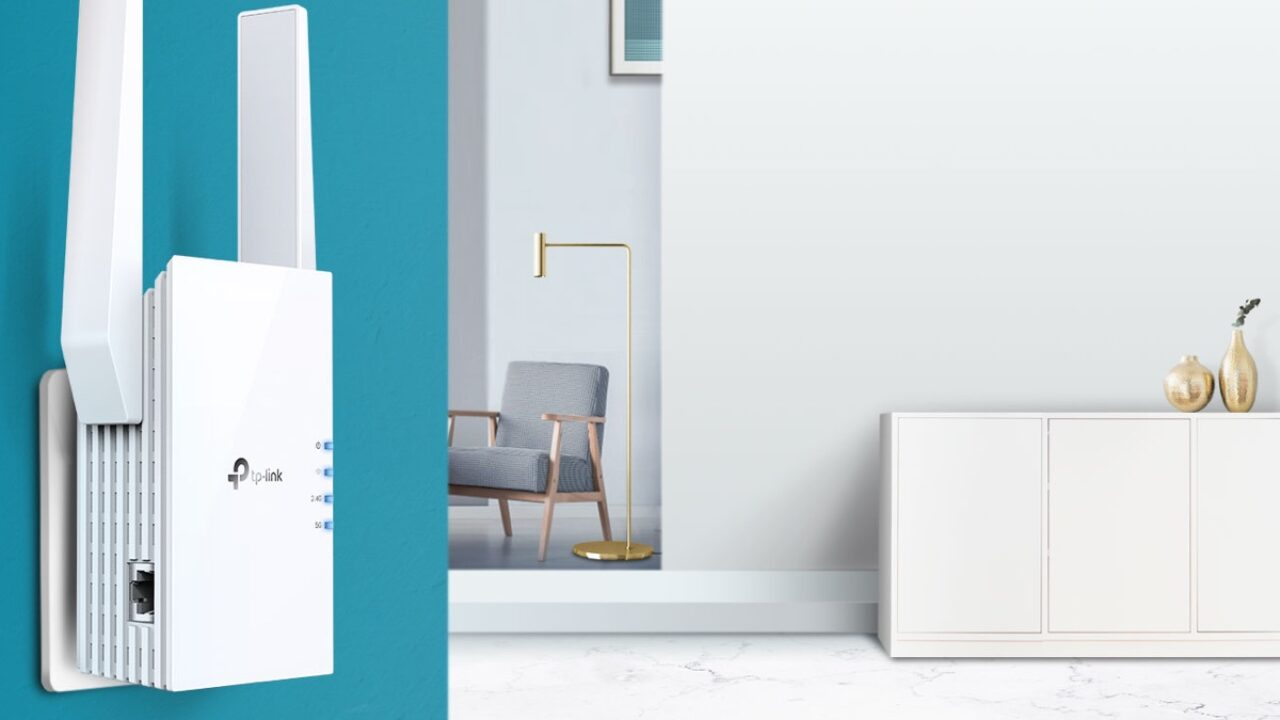 TP-Link presenta 4 Range Extender con tecnologia OneMesh thumbnail