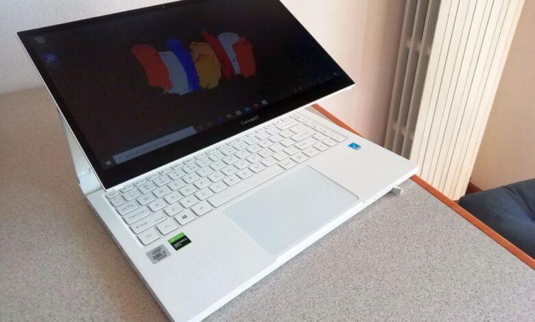 Recensione Acer ConceptD 3 Ezel