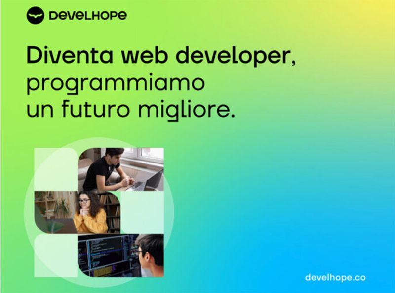 scuola di programmazione Develhope