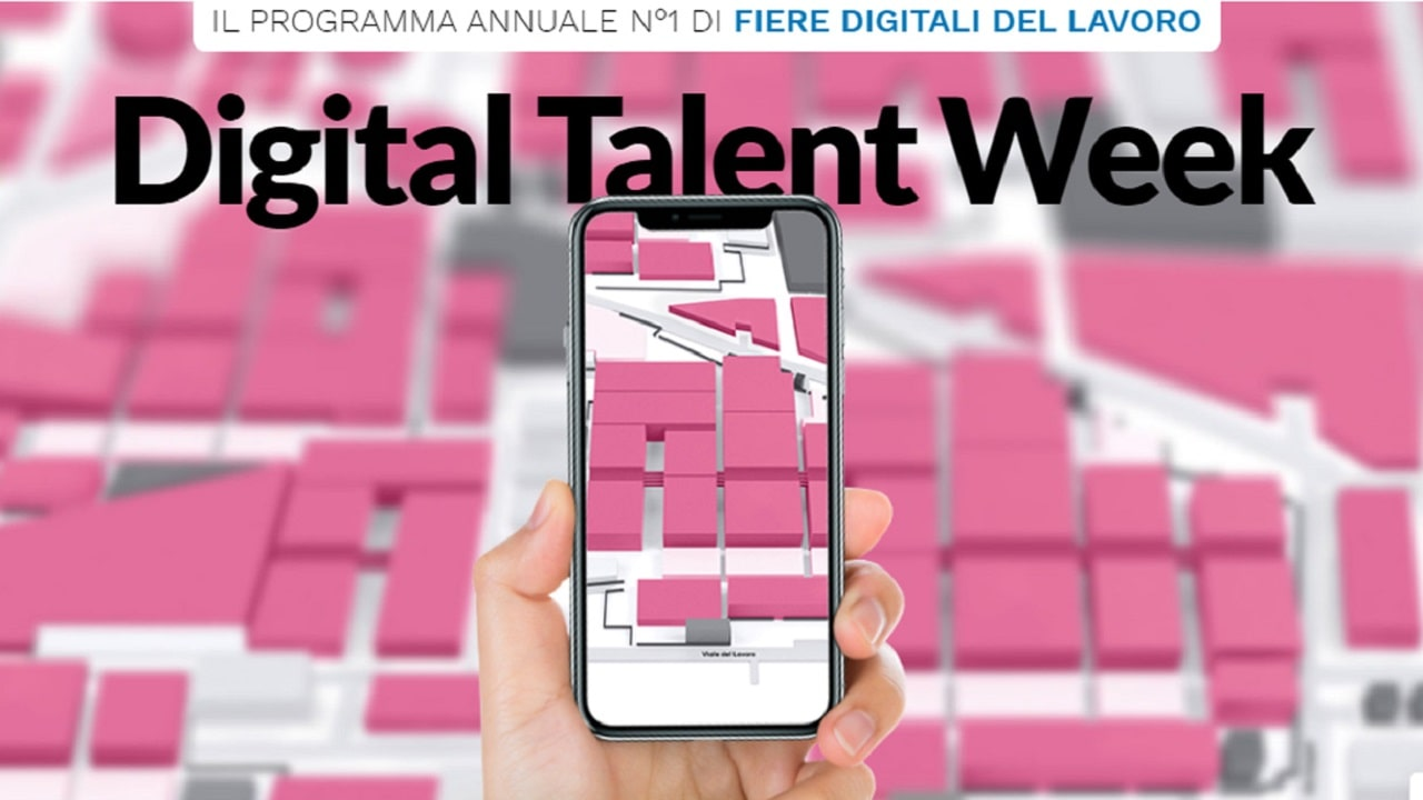 Digital Talent Week 2021 porta online oltre 200 opportunità di lavoro thumbnail