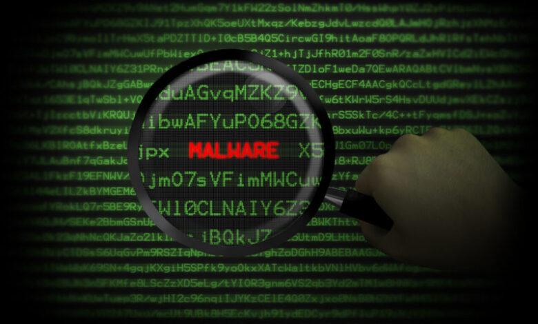 attacchi malware italia
