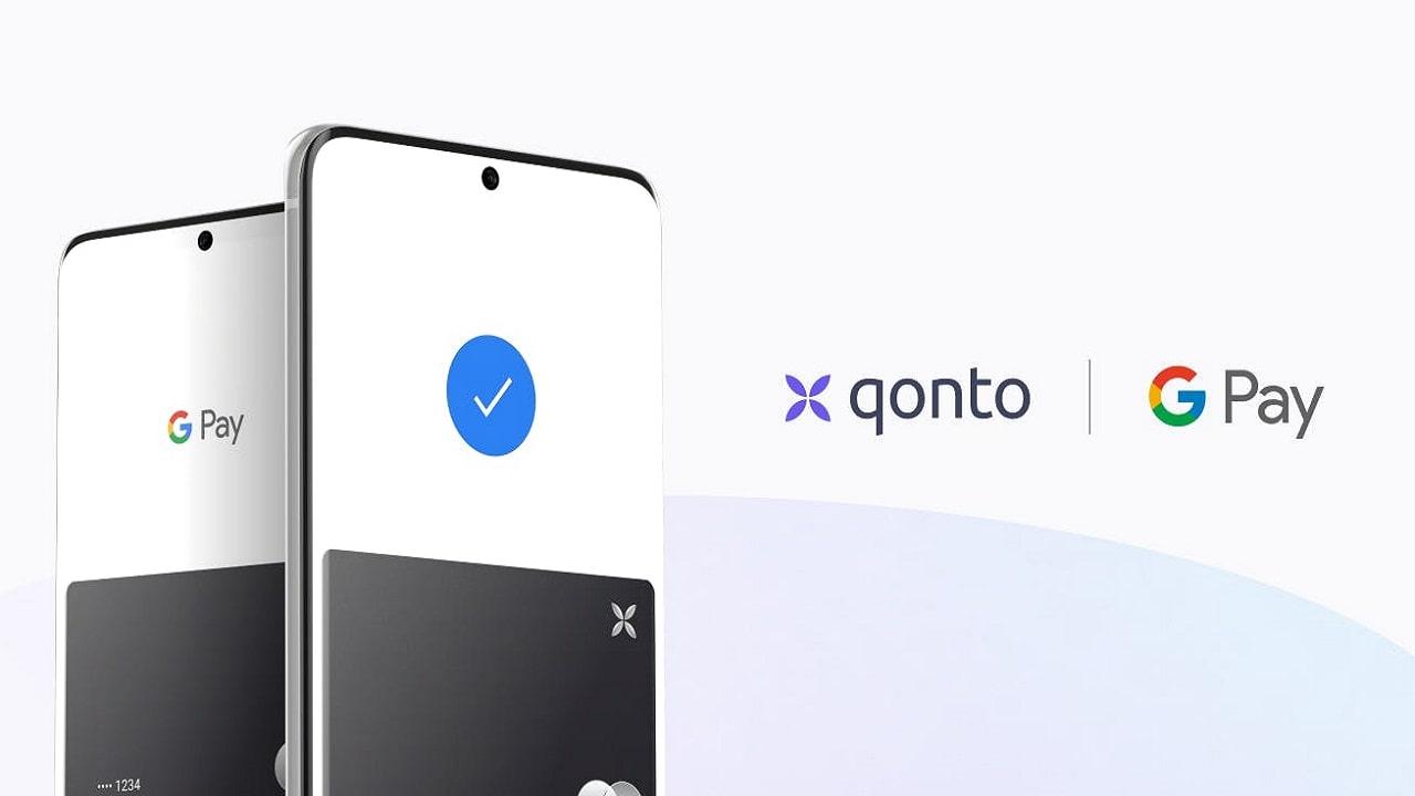 Arriva il supporto di Google Pay agli strumenti Qonto thumbnail