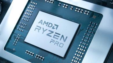 AMD Ryzen 5000 Pro