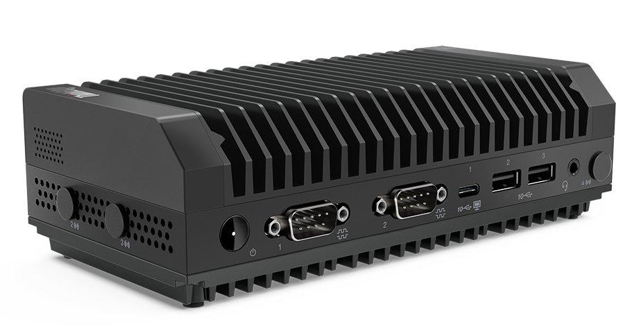 Lenovo ThinkEdge embedded computer