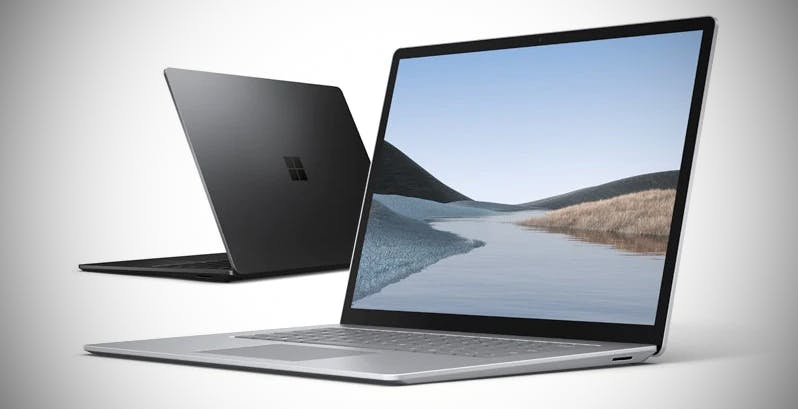 surface laptop 4 microsoft amd