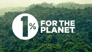 1% for the planet copertina