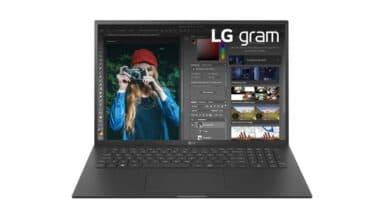 Laptop LG Gram 2021