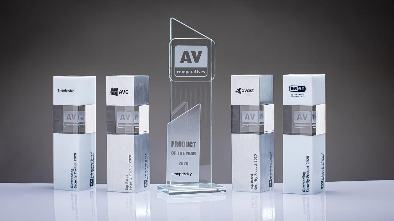 Le migliori soluzioni per la sicurezza premiate agli AV-Comparatives Awards 2020 thumbnail