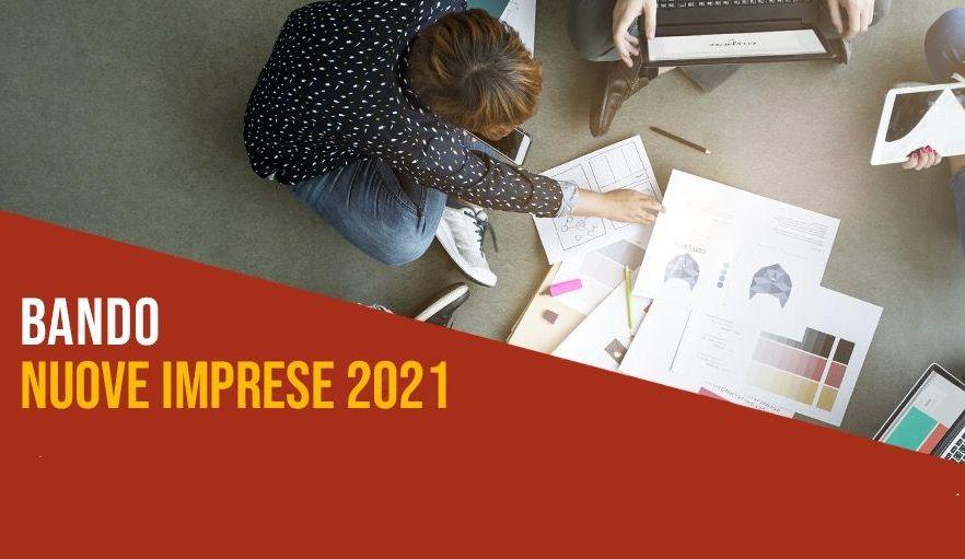 Bando Nuove Imprese 2021 per le nuove startup di Roma e provincia thumbnail