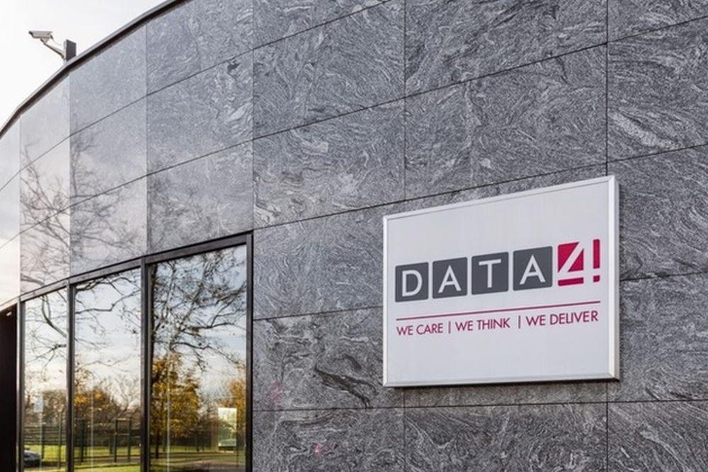 DATA4, arriva un finanziamento da 620 milioni di euro thumbnail