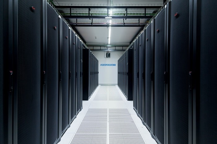 Datacenter Elmec cloud hub