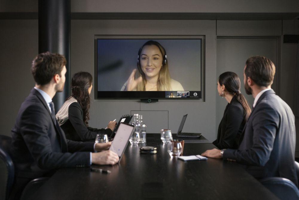 EPOS Expand Vision 3T, la webcam per le sale riunioni di piccole dimensioni thumbnail