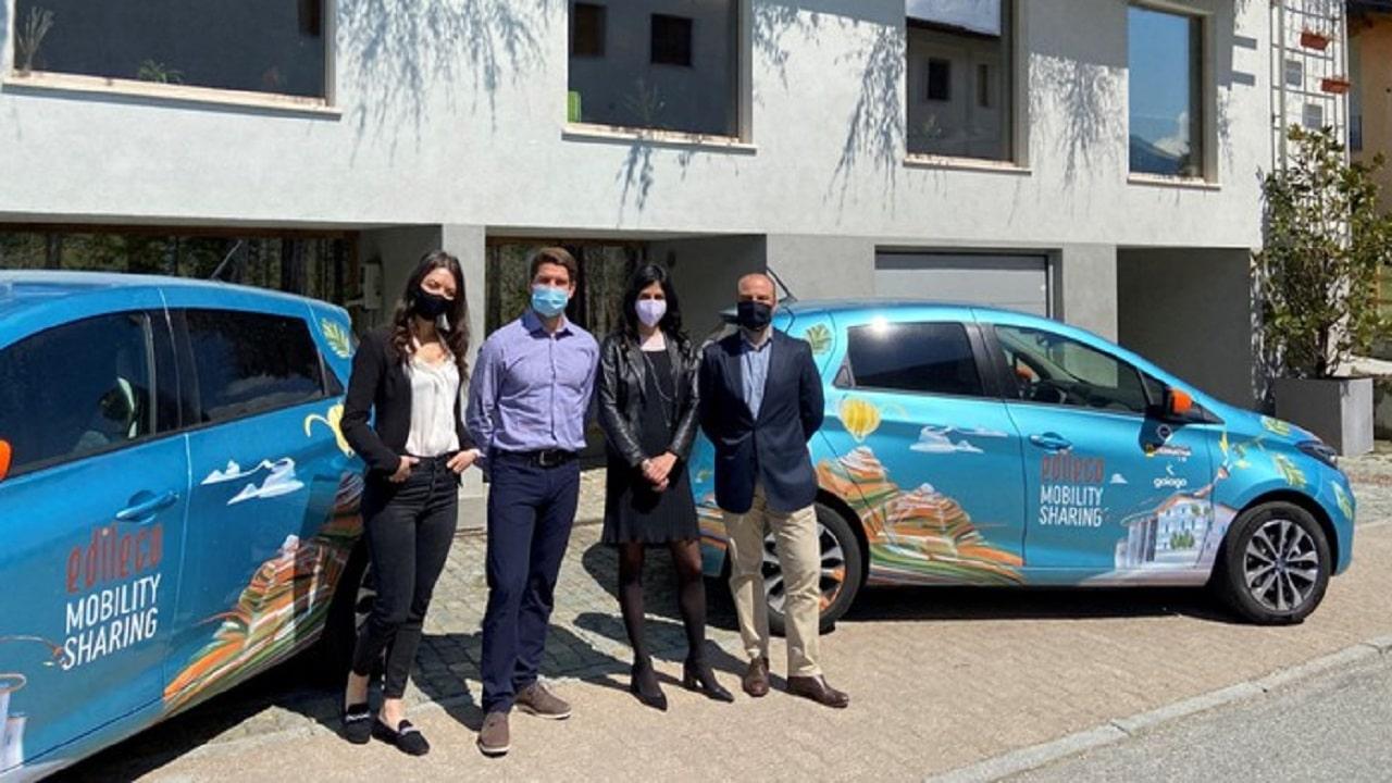 GaiaGo, Edileco, EcoFuture Lab e Gruppo Sicav 2000 portano la mobilità condivisa in Valle D'Aosta thumbnail