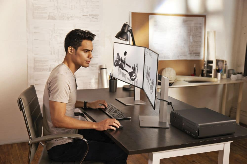 HP migliora le prestazioni dei desktop serie Z con le GPU NVIDIA thumbnail