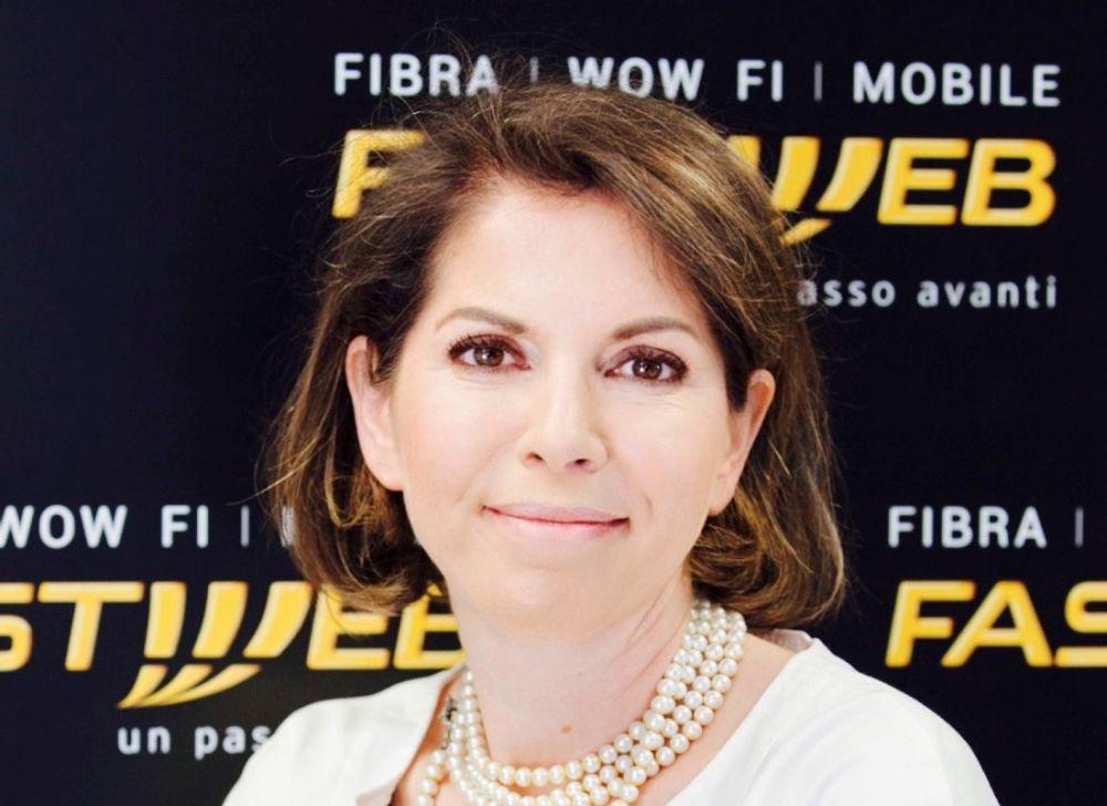 Lisa Di Feliciantonio nominata External Relations & Sustainability Officer di Fastweb thumbnail