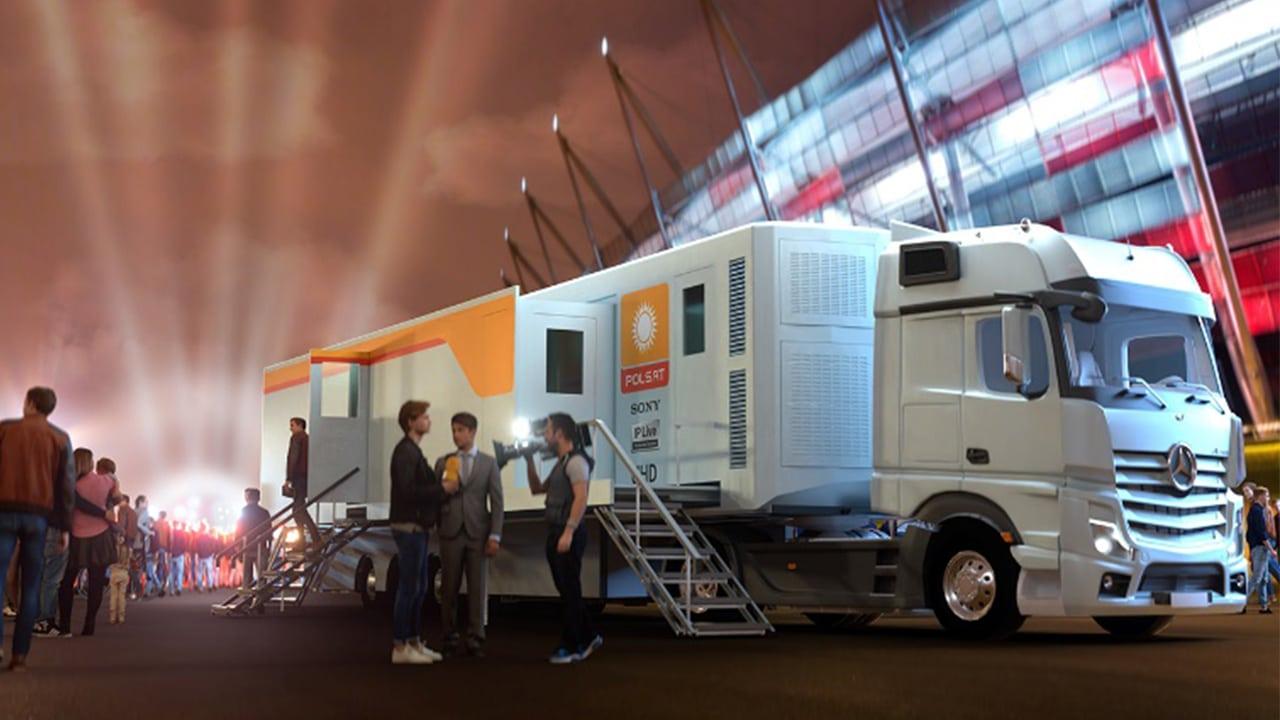 Polsat sceglie l'innovativo OB van IP 4K HDR di Sony Professional Solutions thumbnail