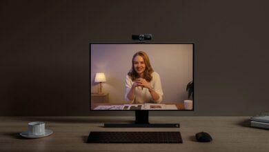 PowerConf C300 anker webcam smart working