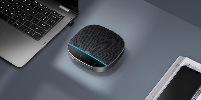 PowerConf S500 speaker noise canceling