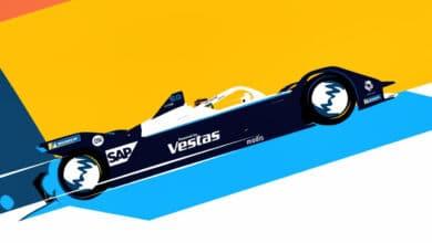 SAP Mercedes Formula E
