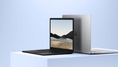 Surface-Laptop-4 amd intel