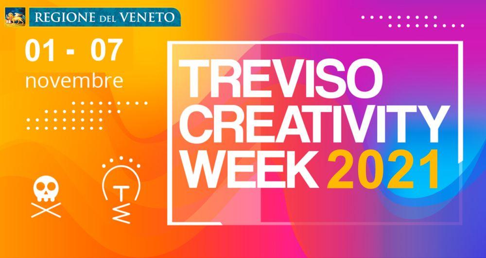 Annunciate le date della Treviso Creativity Week 2021: appuntamento il prossimo autunno thumbnail