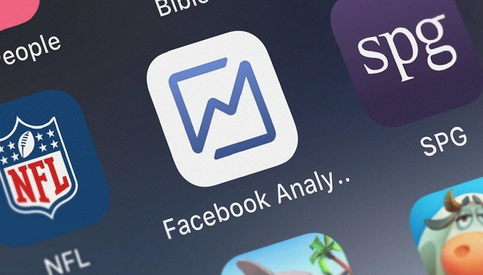 facebook analytics chiusura