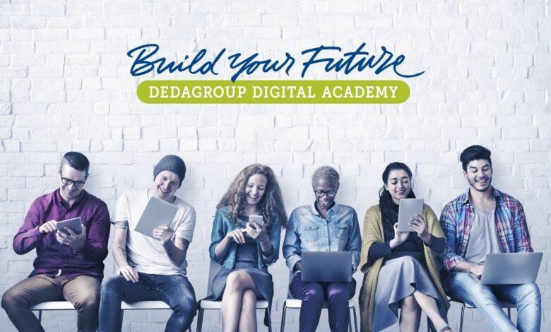 Dedagroup Digital Academy 2021